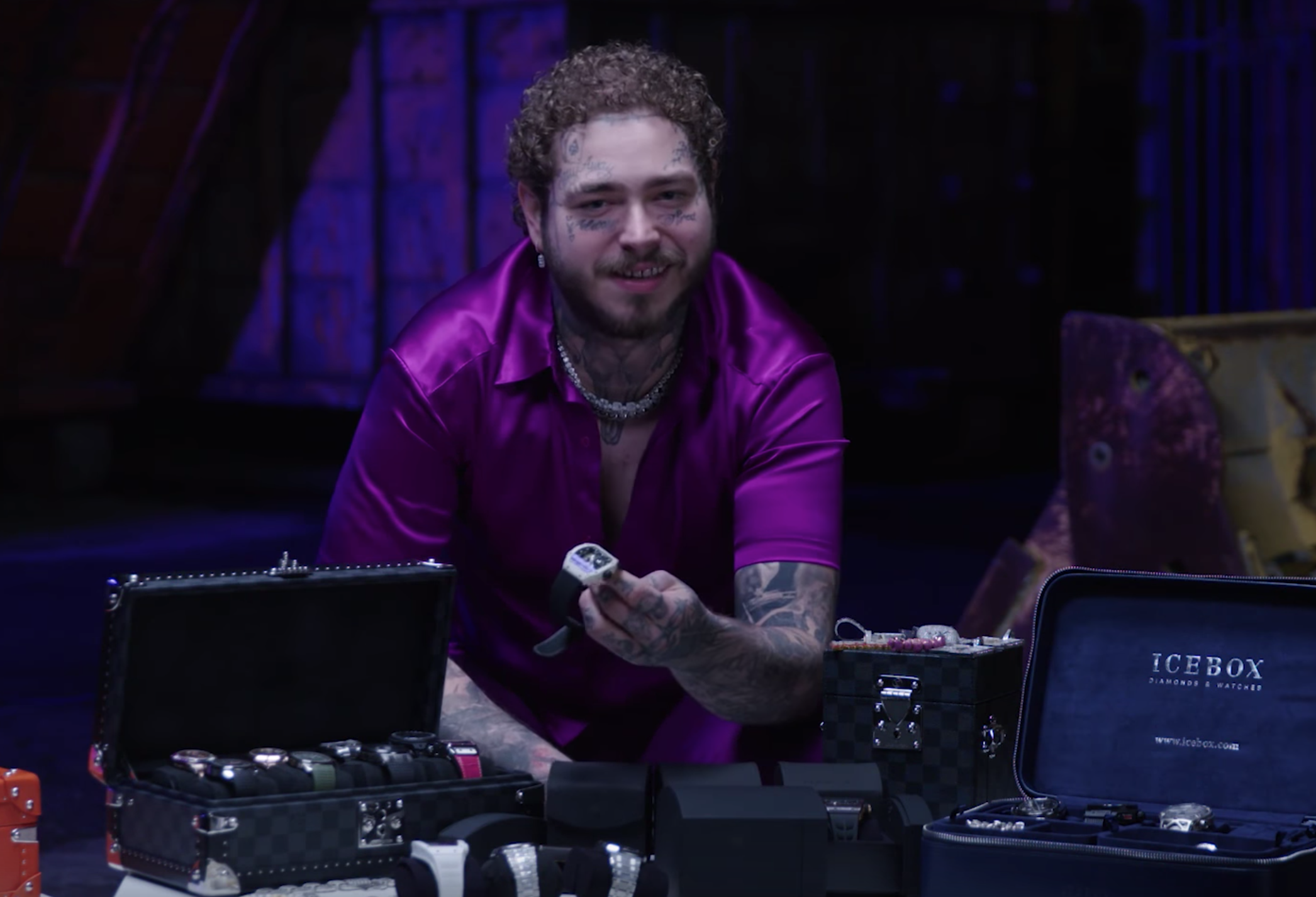 Post Malone Watches Part Two