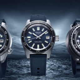 Seiko 55th Anniversary Dive Watch Trilogy