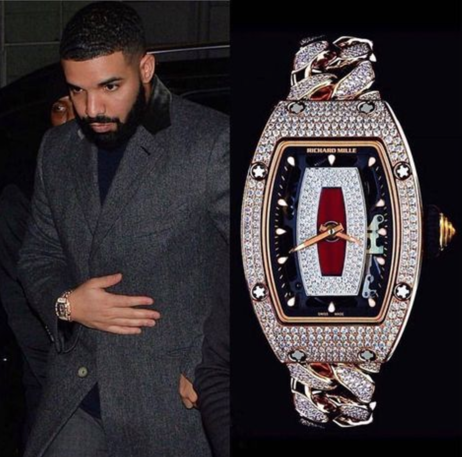 drake and jay-z watches