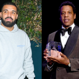 Celebrity watches Drake Jay-z