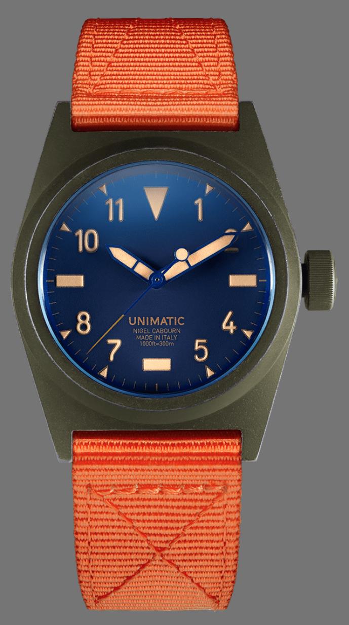 Unimatic watches