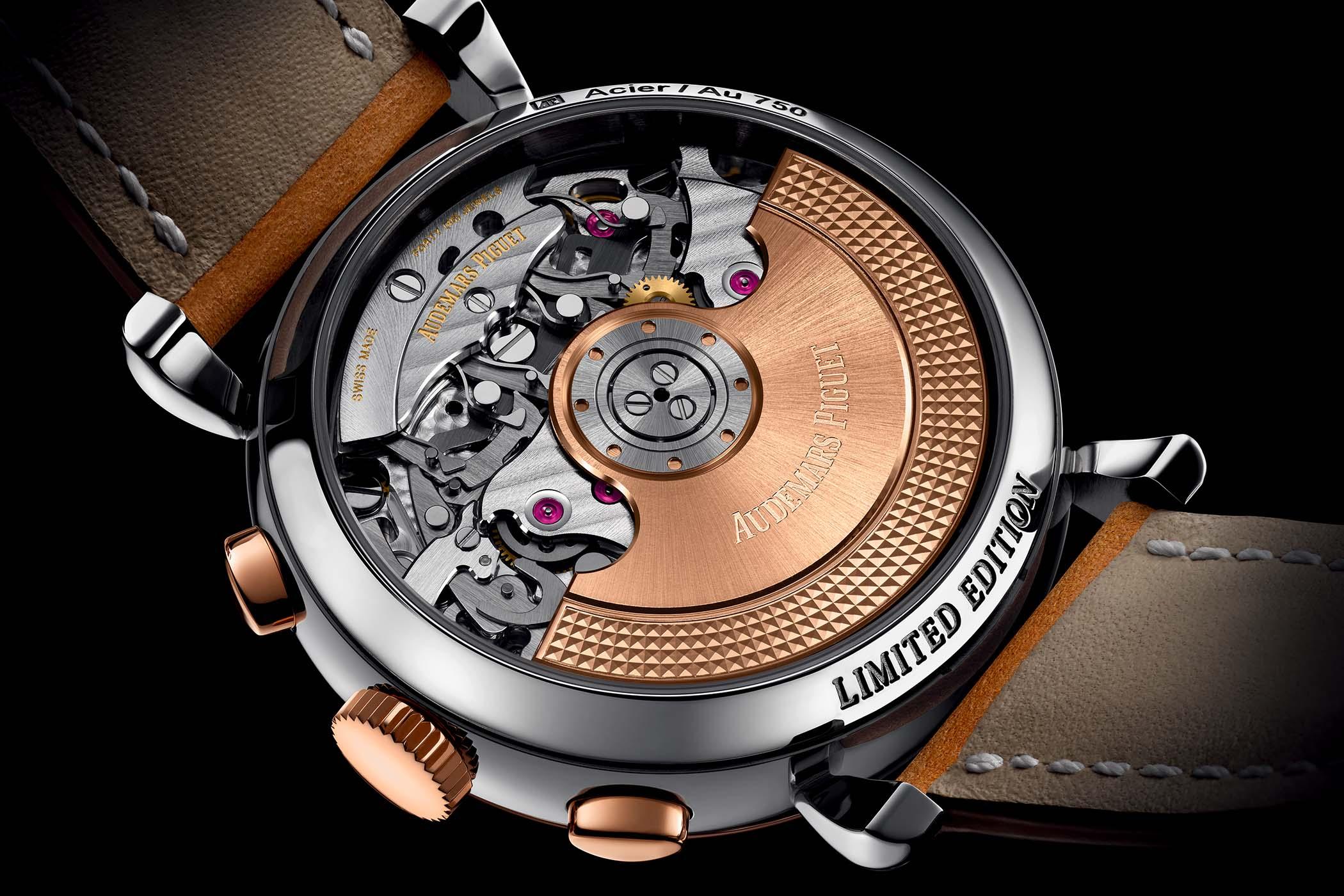 Audemars Piguet [Re]master01 Selfwinding Chronograph