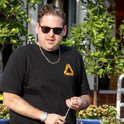 Jonah Hill watches