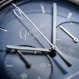 Glashütte Original Sixties blue