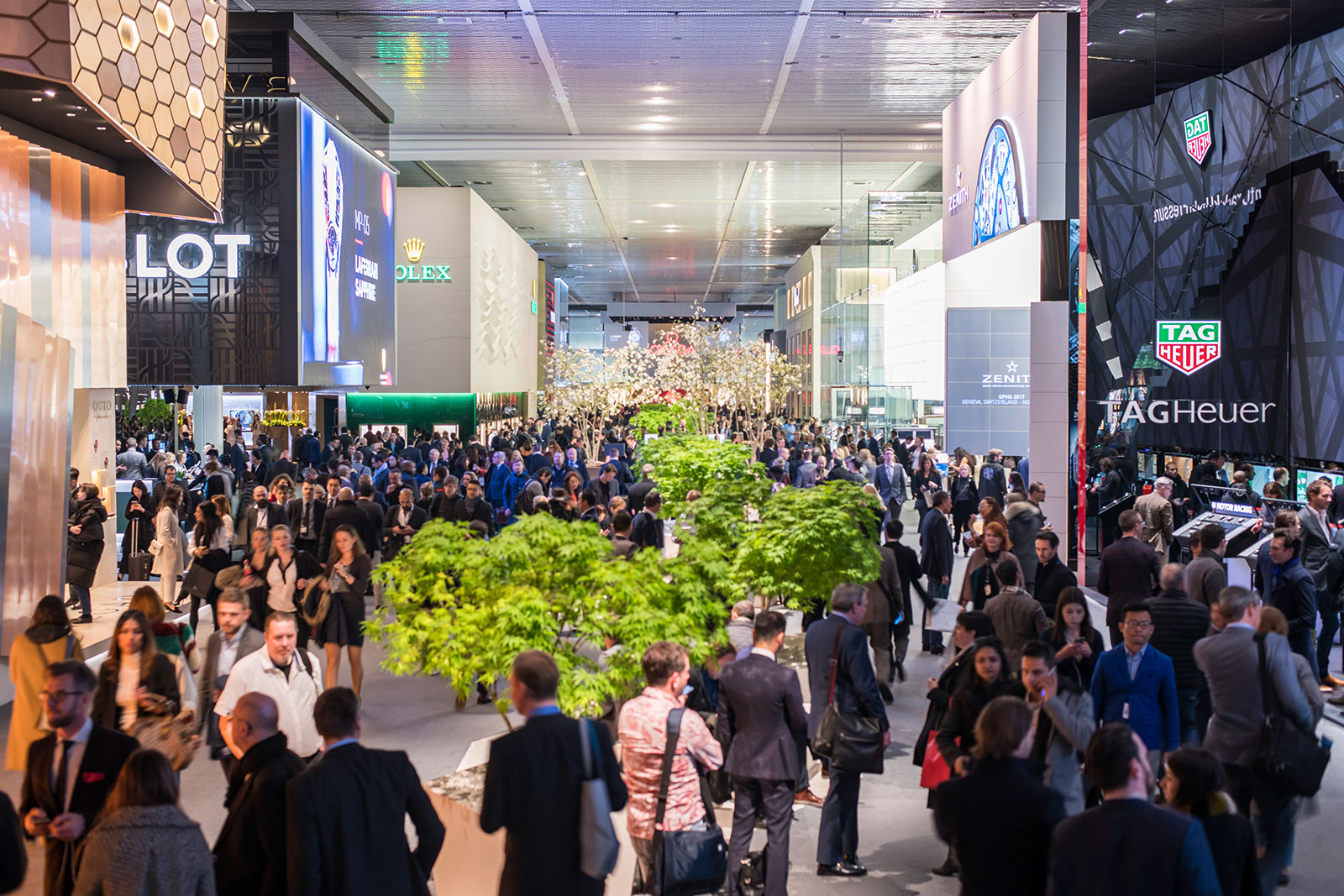 end of baselworld