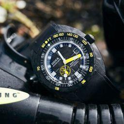 seven carbon watches