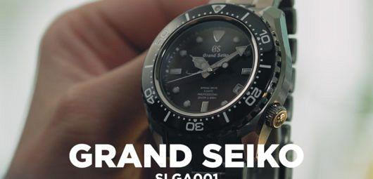 Grand Seiko SLGA001