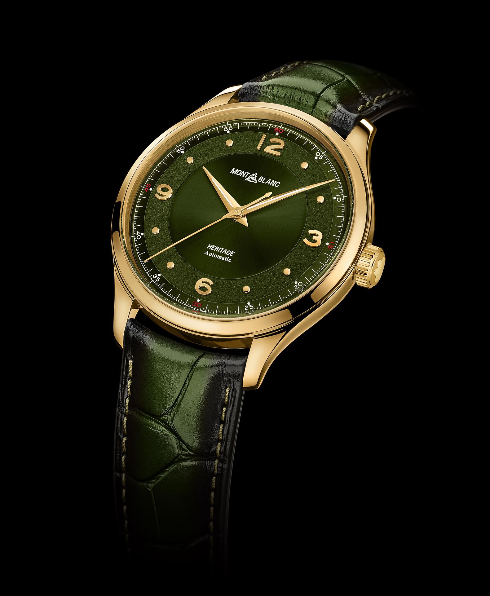 montblanc watches 2020