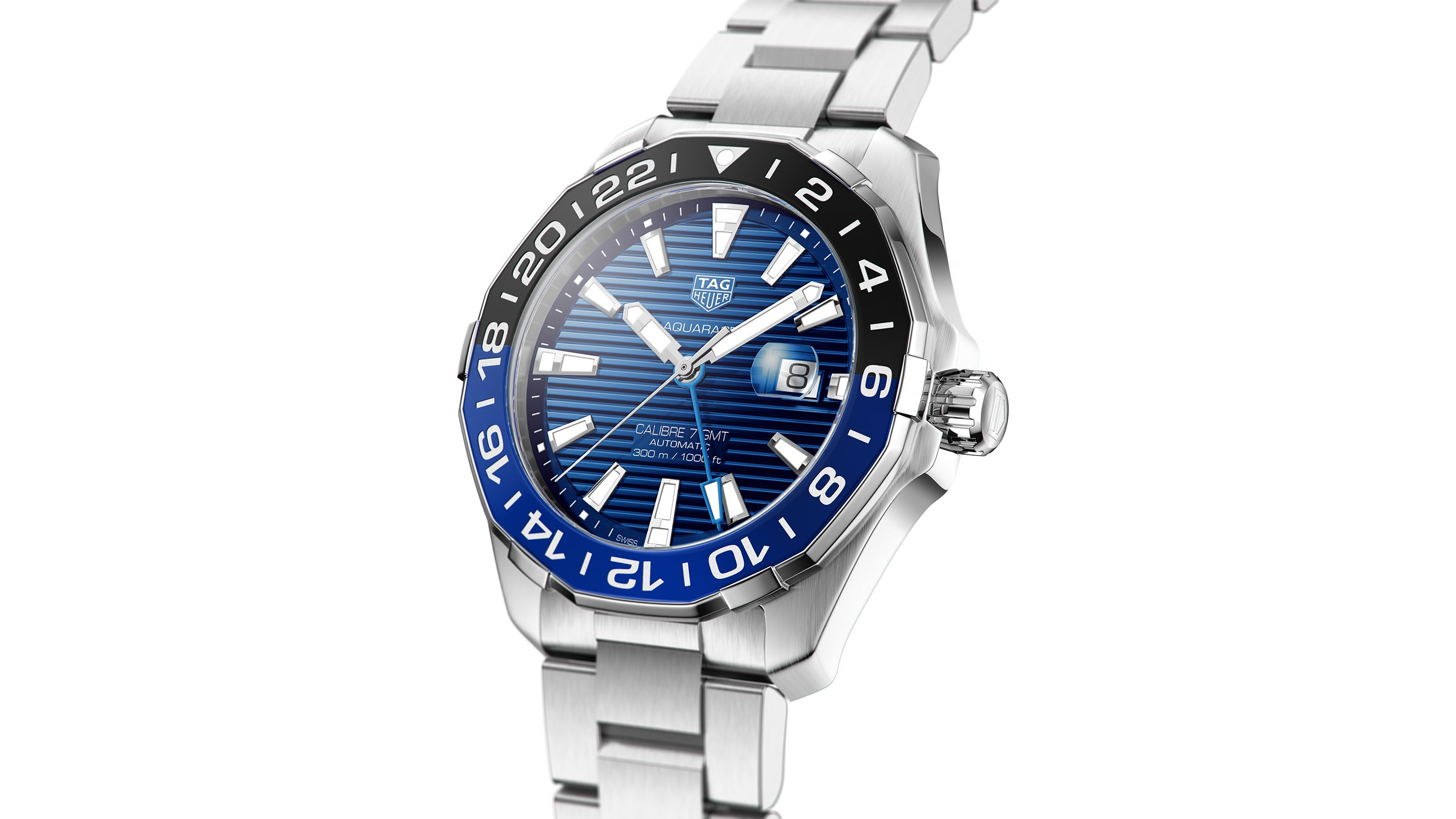 TAG Heuer Aquaracer GMT Batman