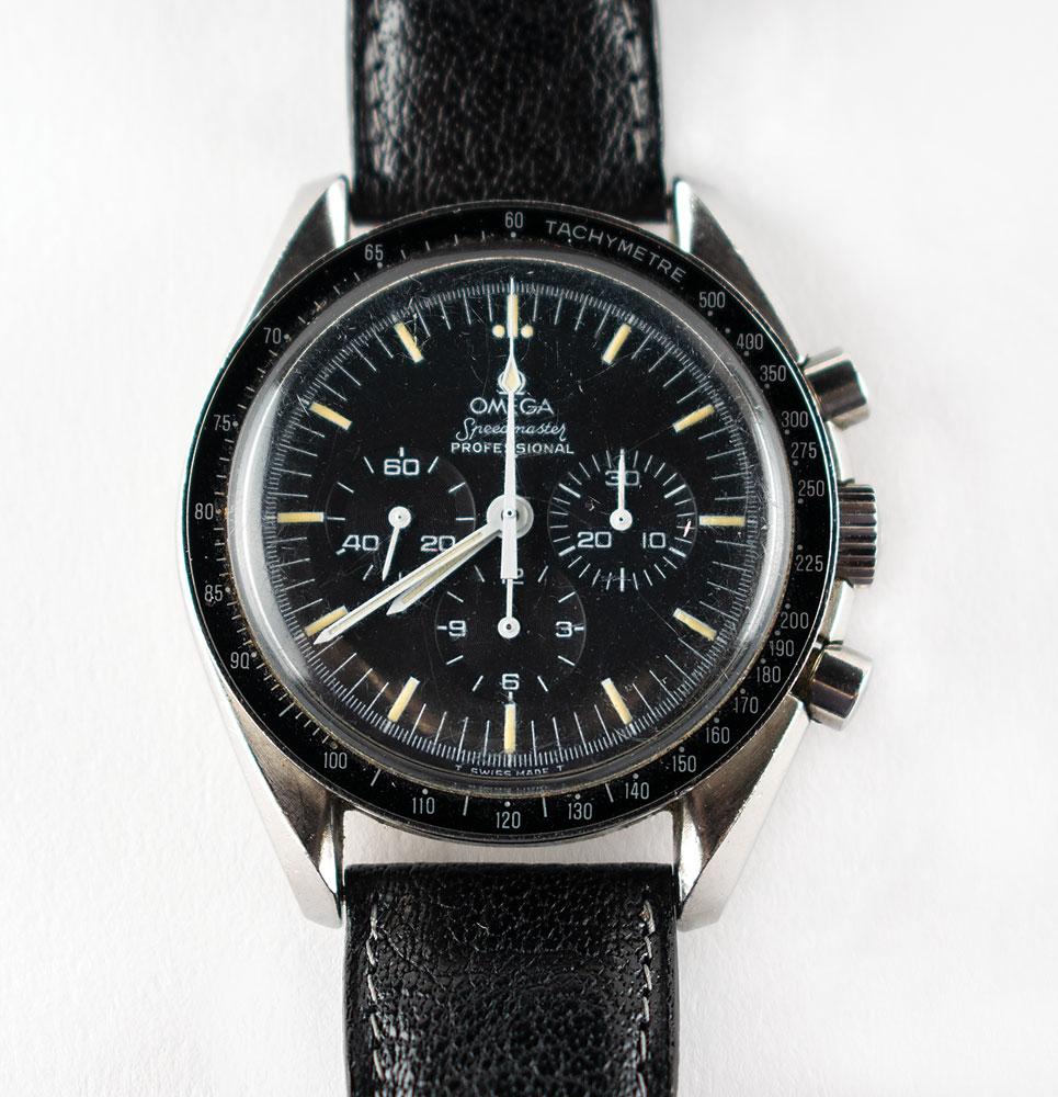 Omega Speedmaster Moonwatch Russian Cosmonaut
