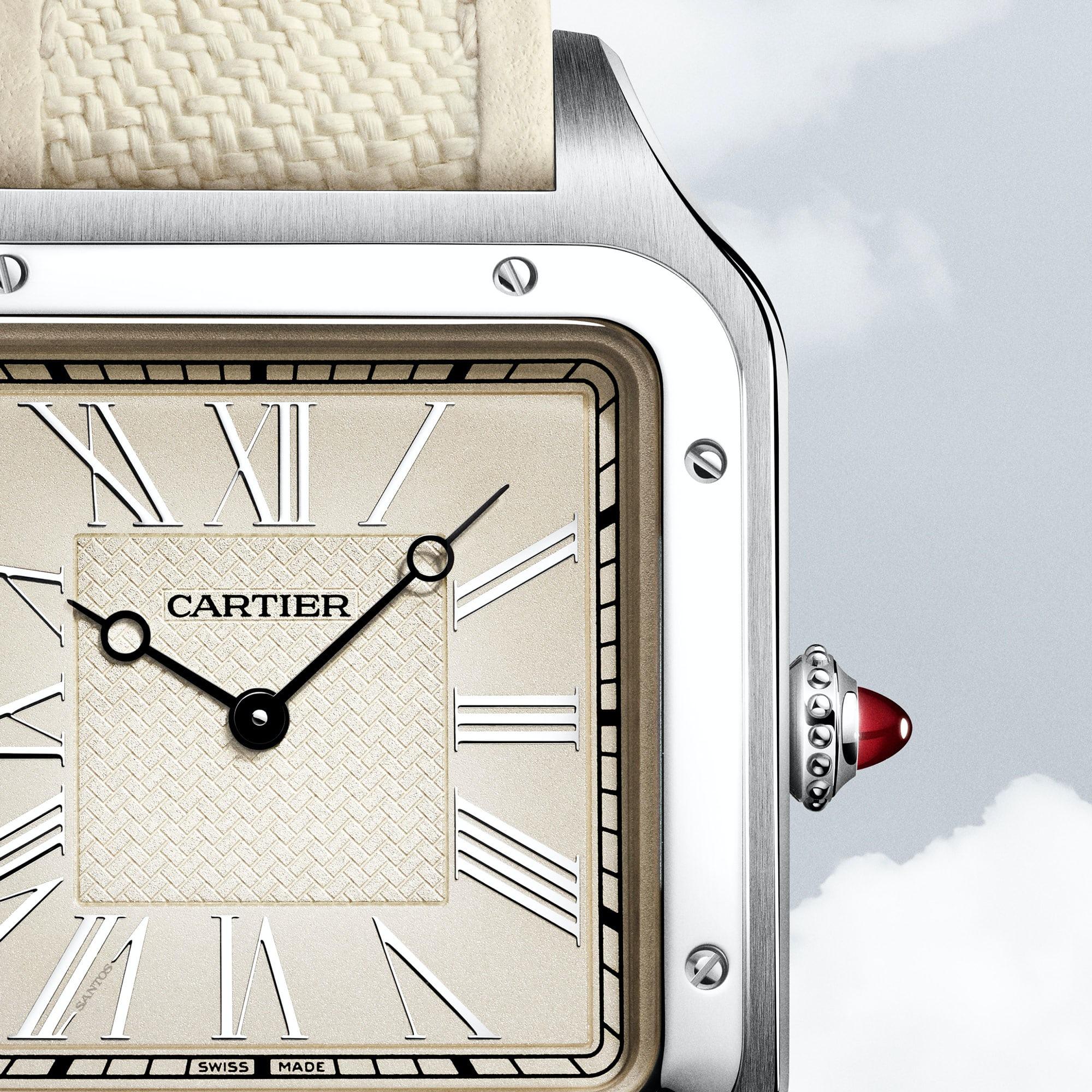 Cartier Santos-Dumont La Demoiselle