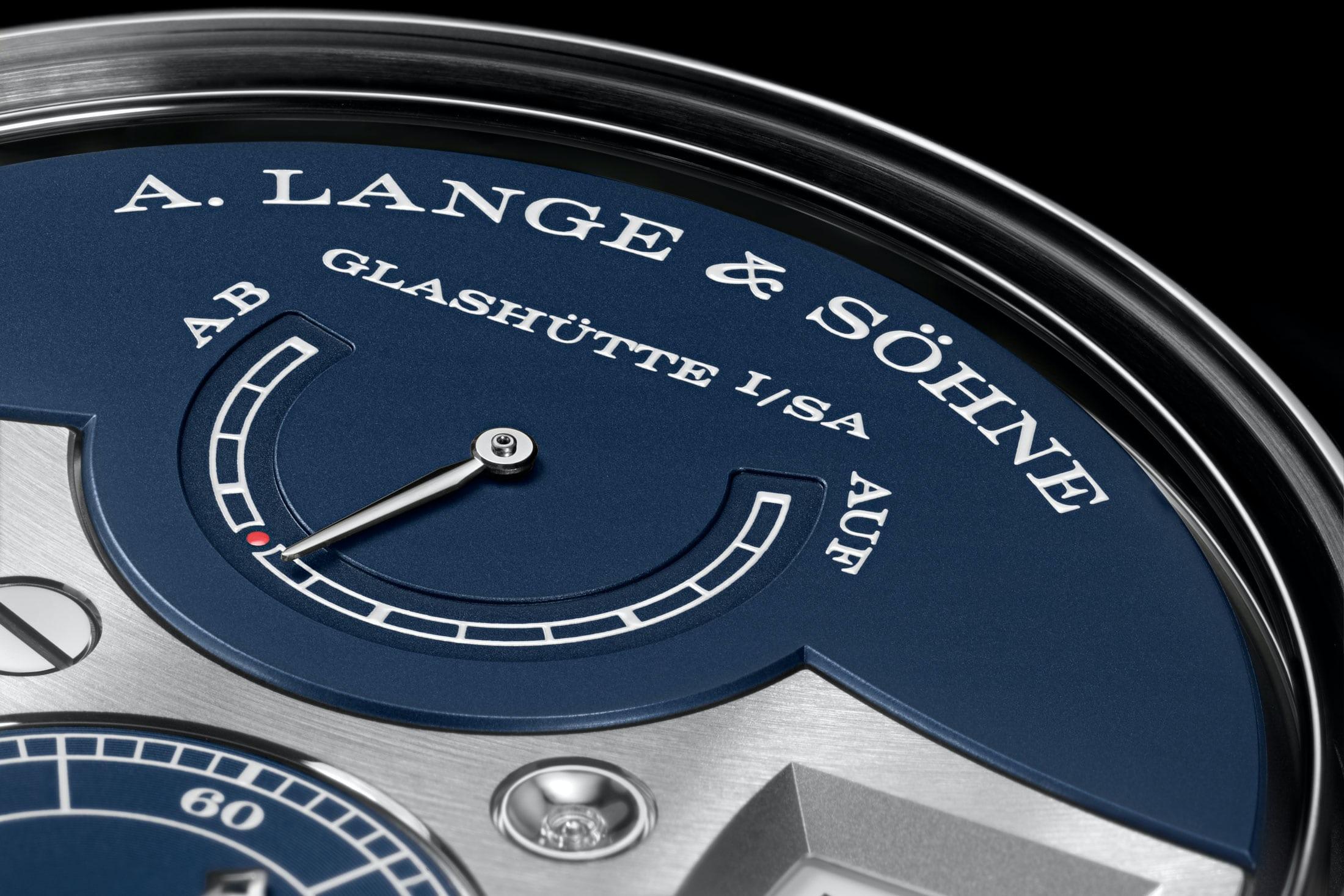 A. Lange & Söhne Zeitwerk Minute Repeater