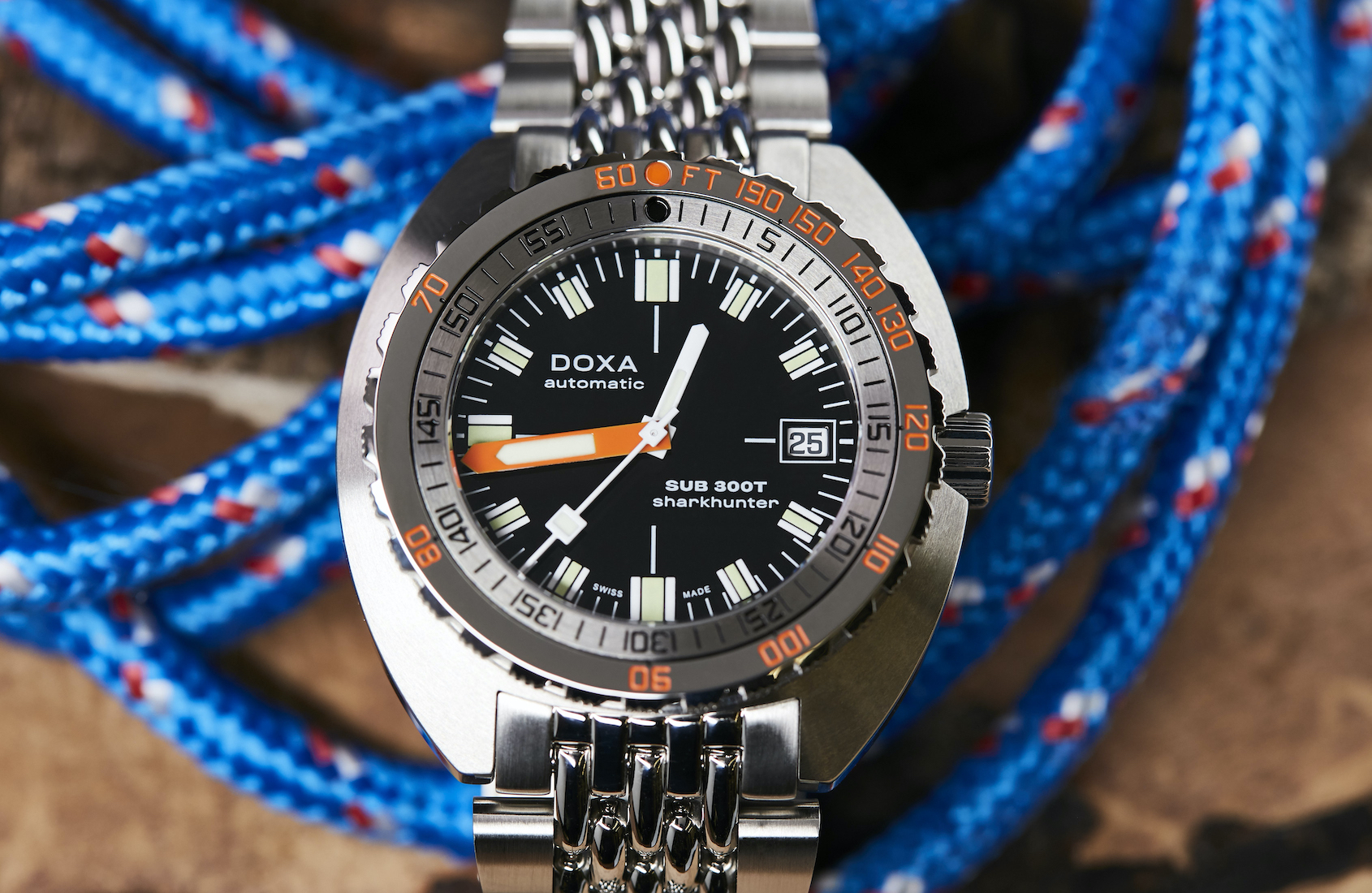Dive watch history DOXA Watches