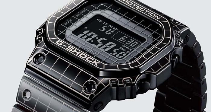 Casio G-Shock GMW-B5000