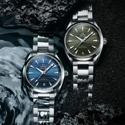 new watches omega bulgari casio Jaquet Droz