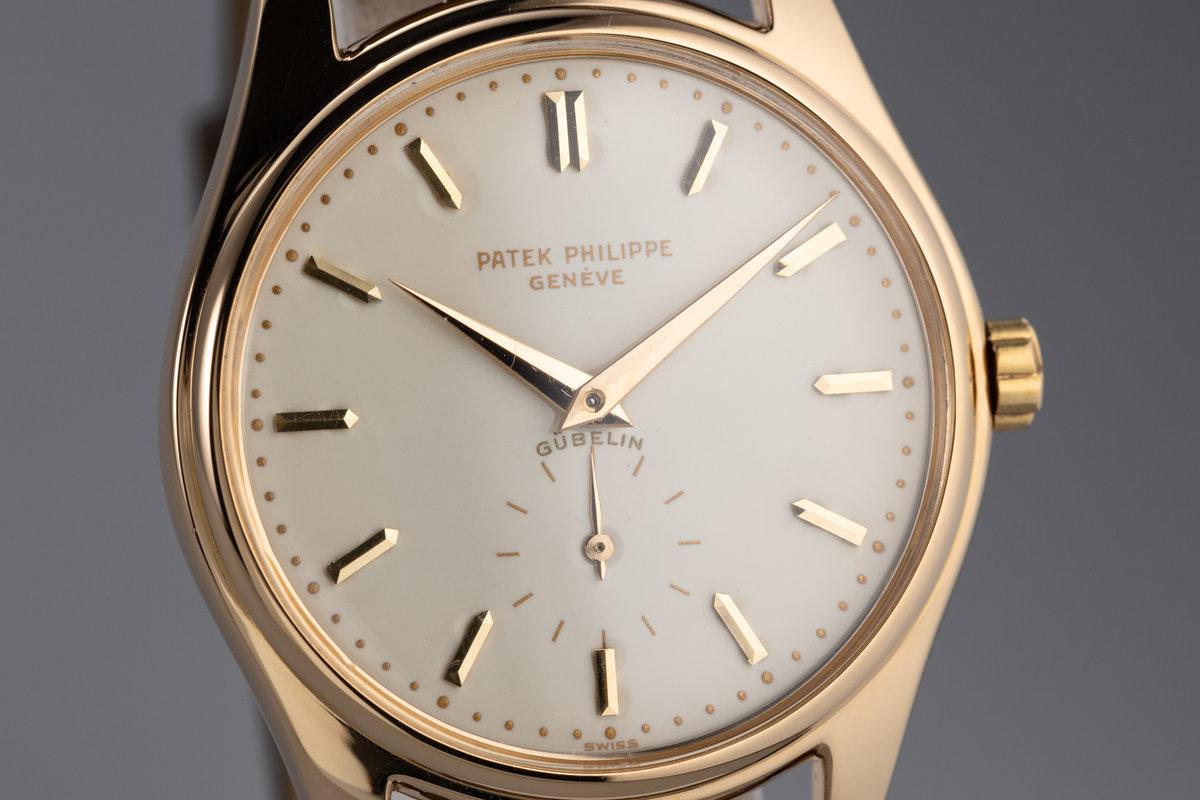 Date windows on dress watches