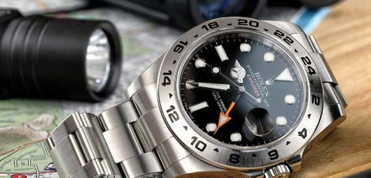 Rolex Explorer II review