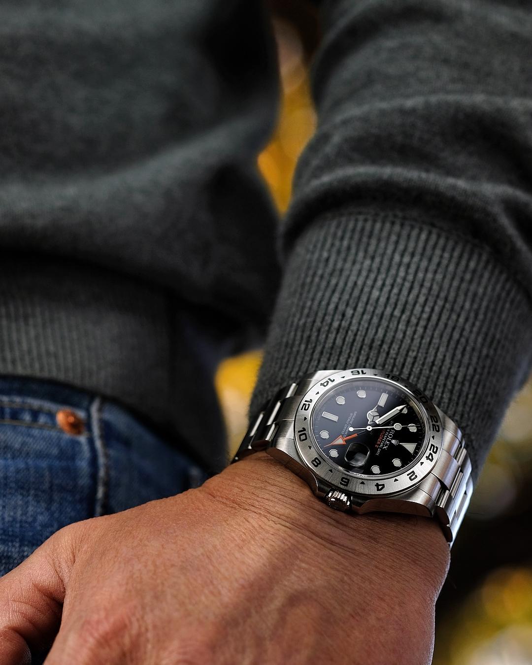 Rolex Explorer II review