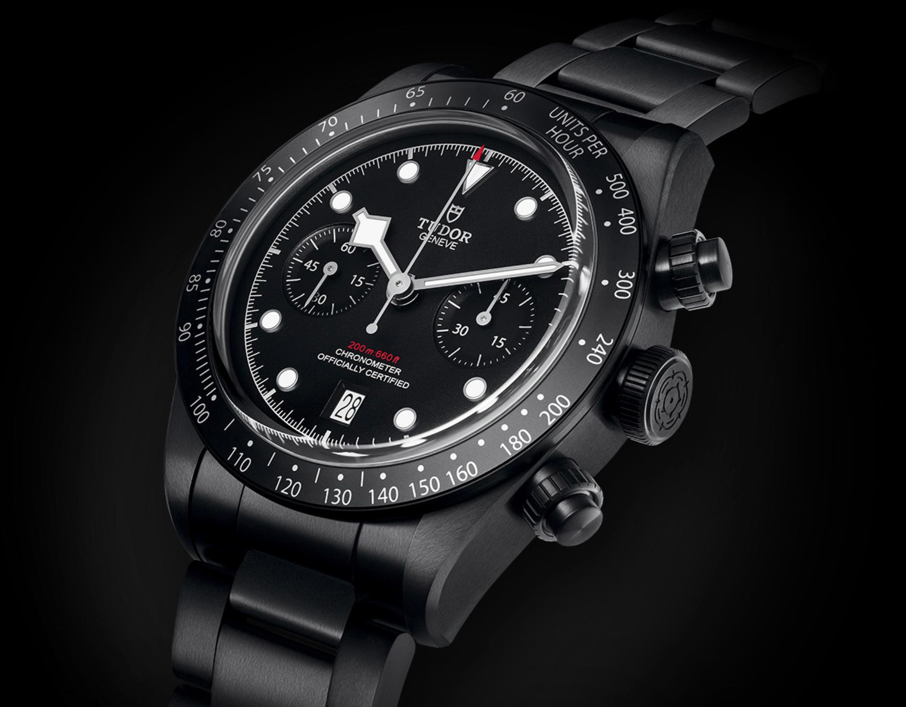 Best black watches 2