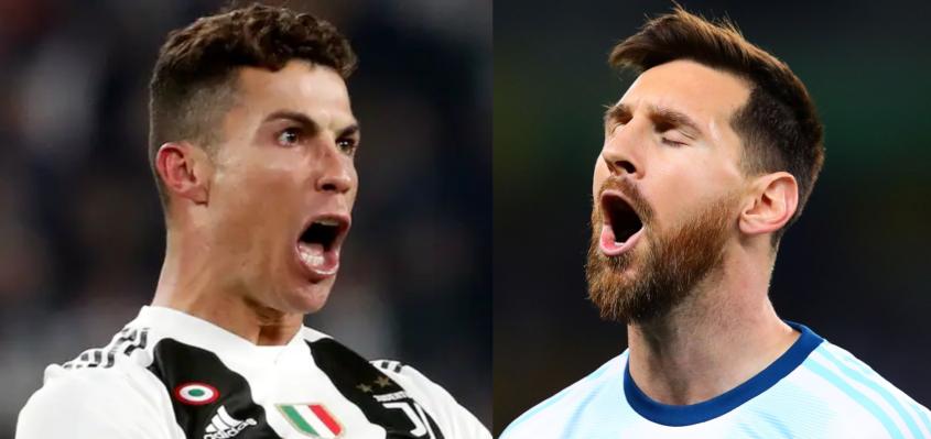 Cristiano Ronaldo Lionel Messi watches rolex audemars piguet