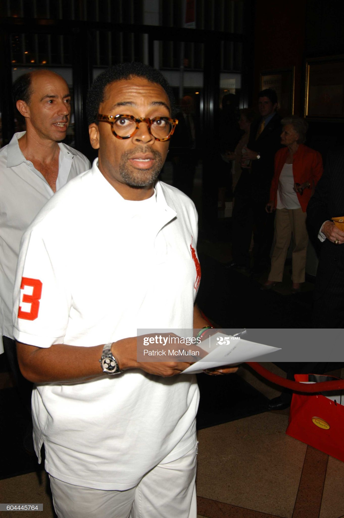 Spike Lee rolex daytona