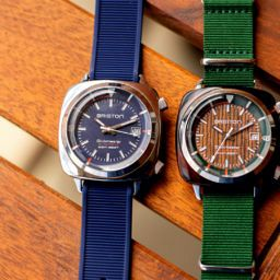 Briston Watches Clubmaster Diver