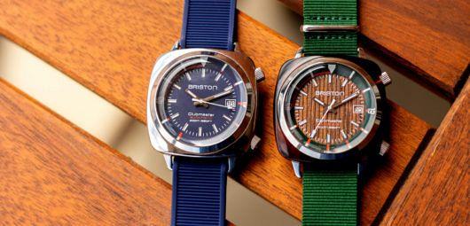 Briston Watches Clubmaster Diver