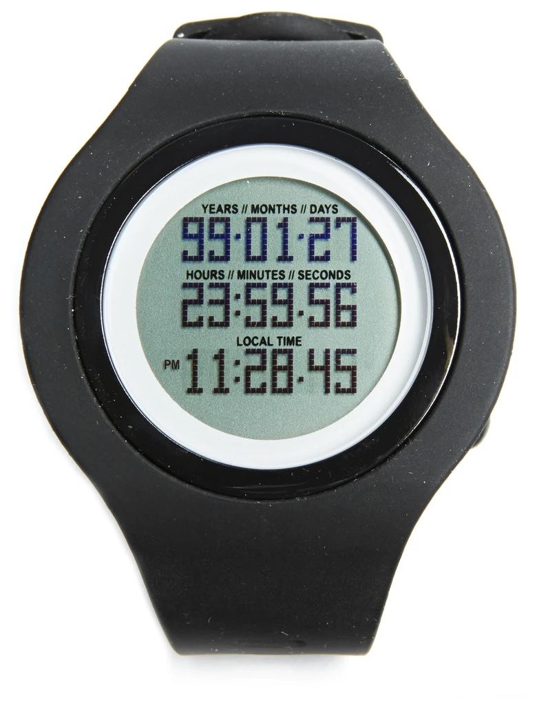 Tikker watch