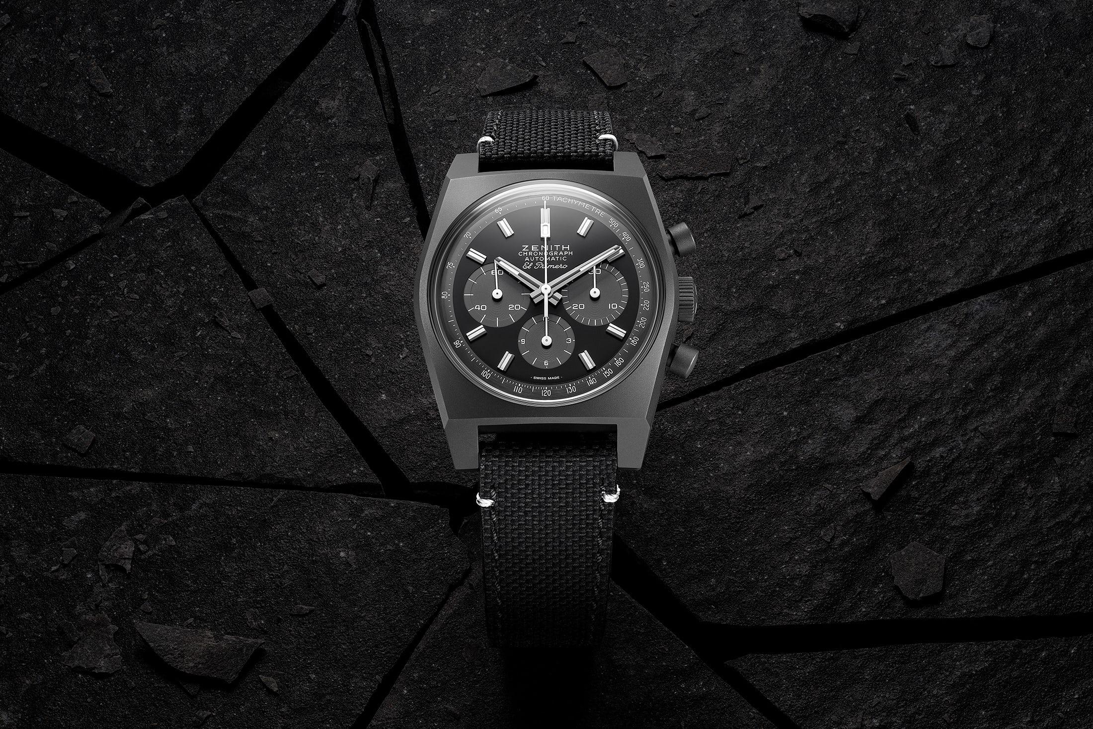 best black watches one