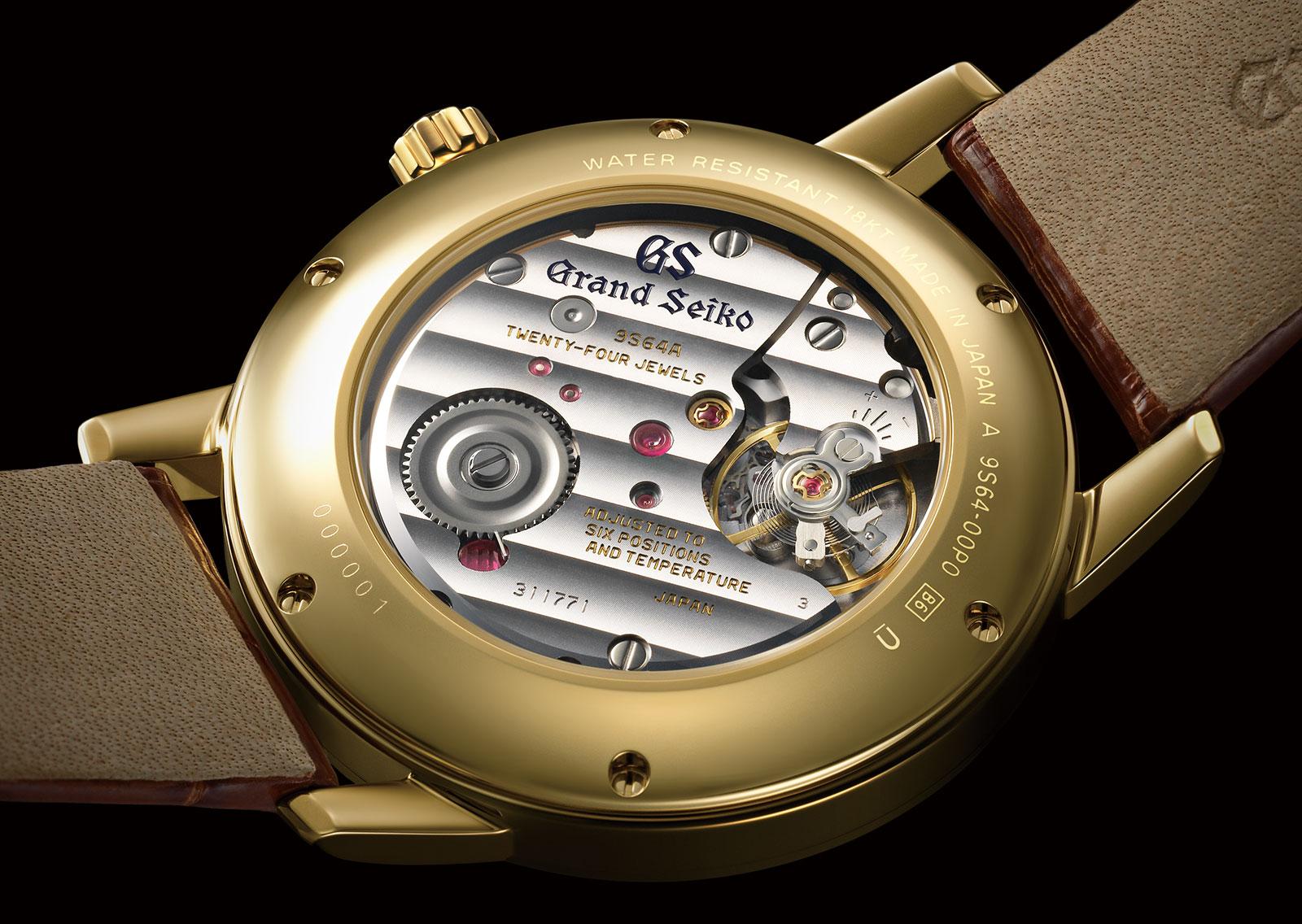 Grand Seiko SBGW258 SBGW257 SBGW259