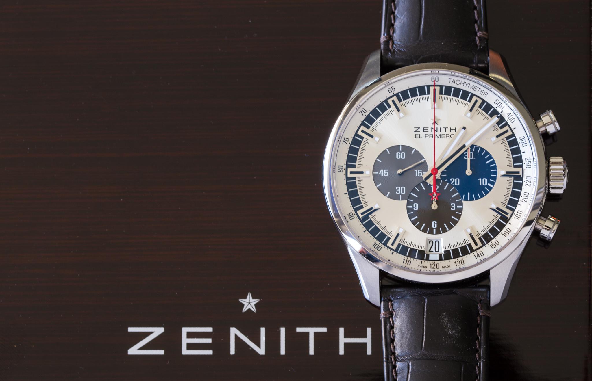 Zenith El Primero review