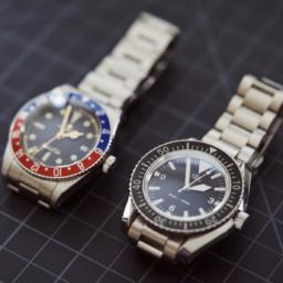 Mk II Watches