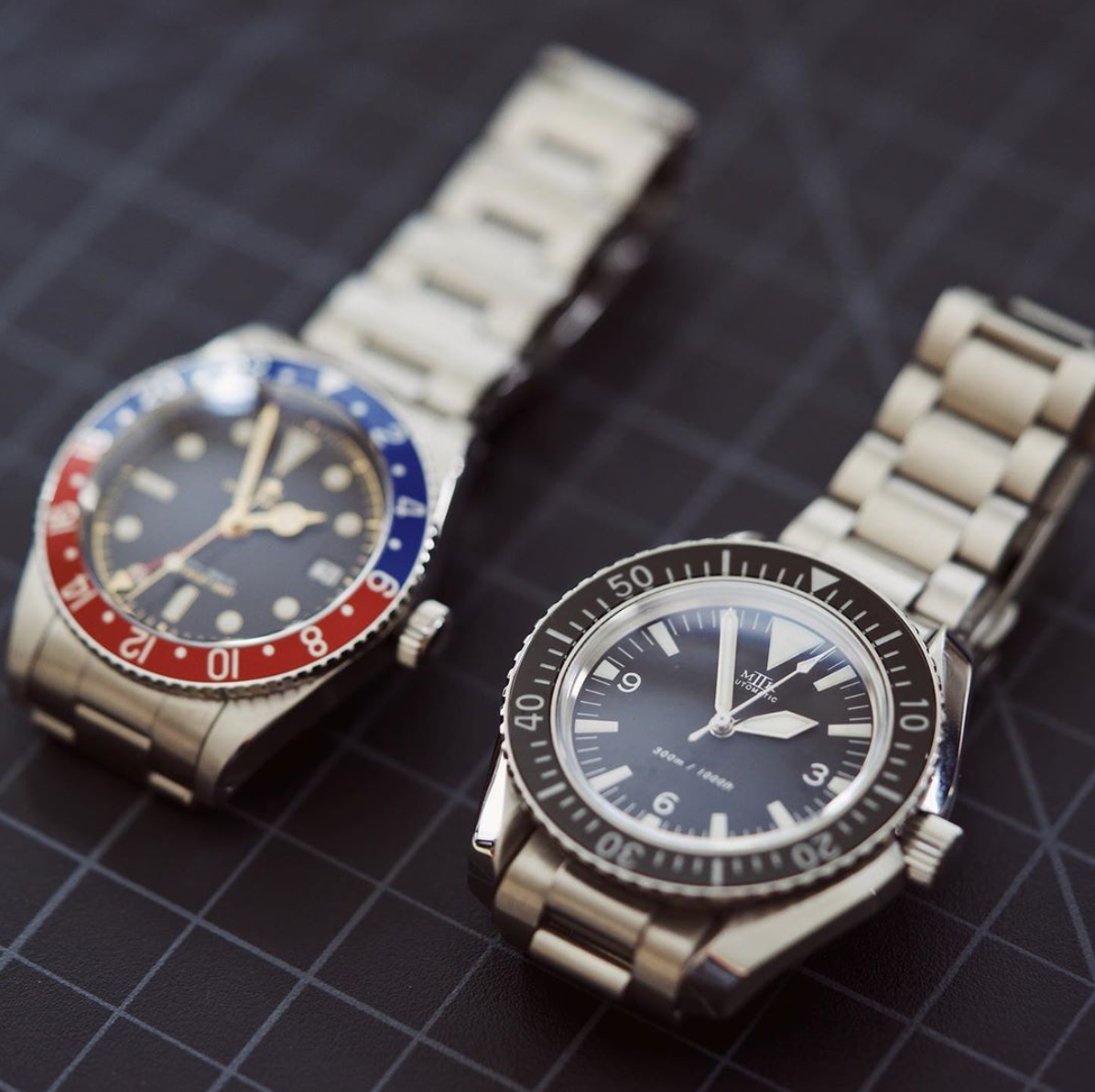 The 10 most popular microbrands on Time+Tide