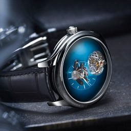 MB&F Moser limited edition