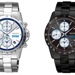 Seiko Sega watch