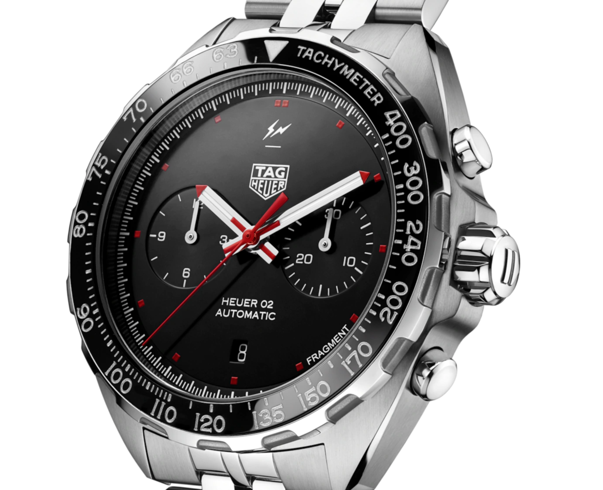 TAG Heuer Fragment Design Chronograph 2020