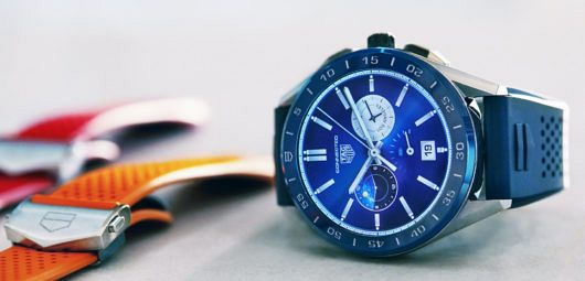 TAG Heuer Connected colour
