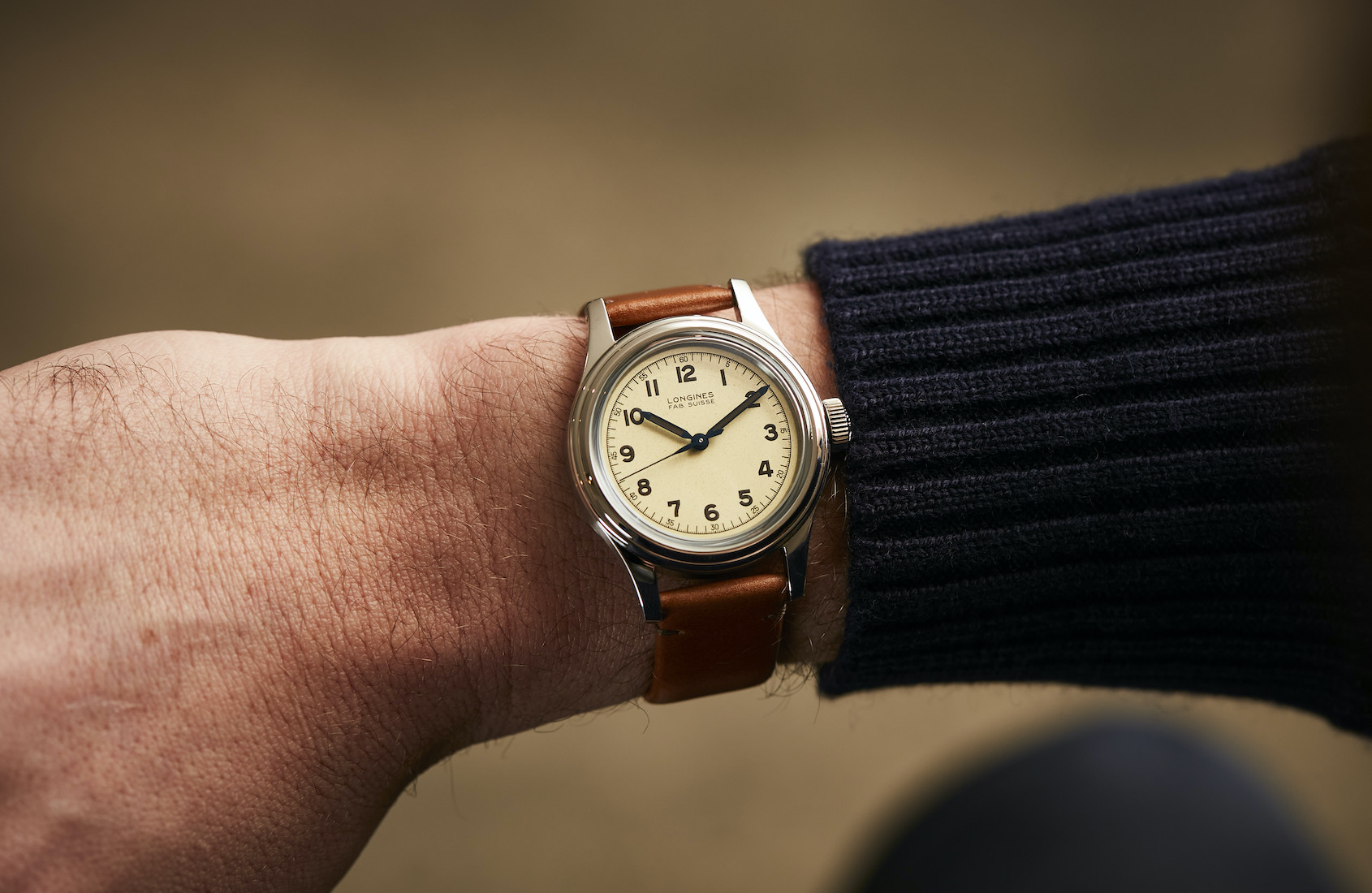 Longines Heritage Military Marine Nationale review 2020