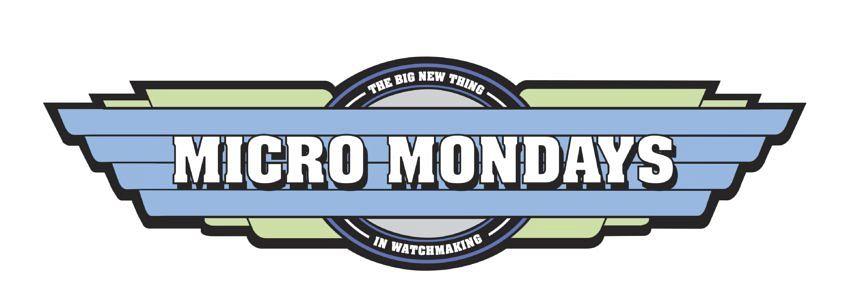 Micro Mondays Logo