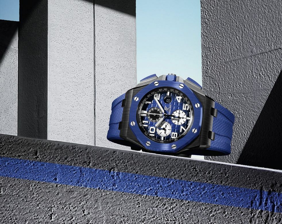 Audemars Piguet Royal Oak Offshore new ceramic 2020