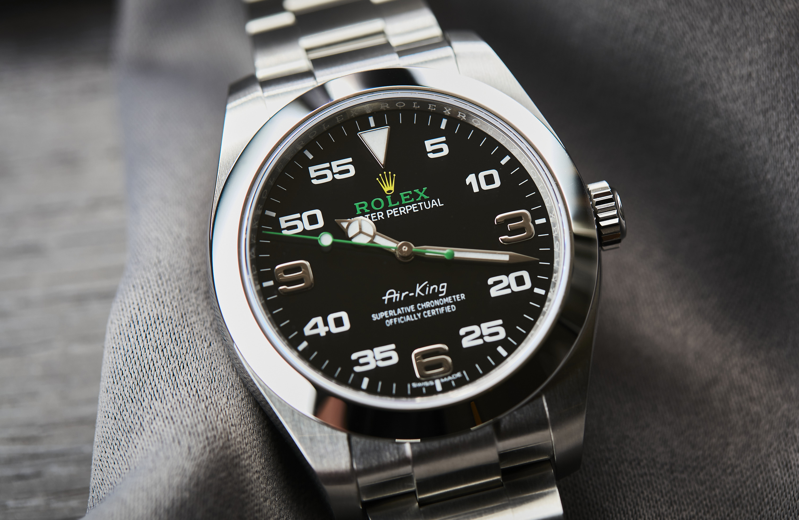 Rolex Air-King Ref 116900 review 2020