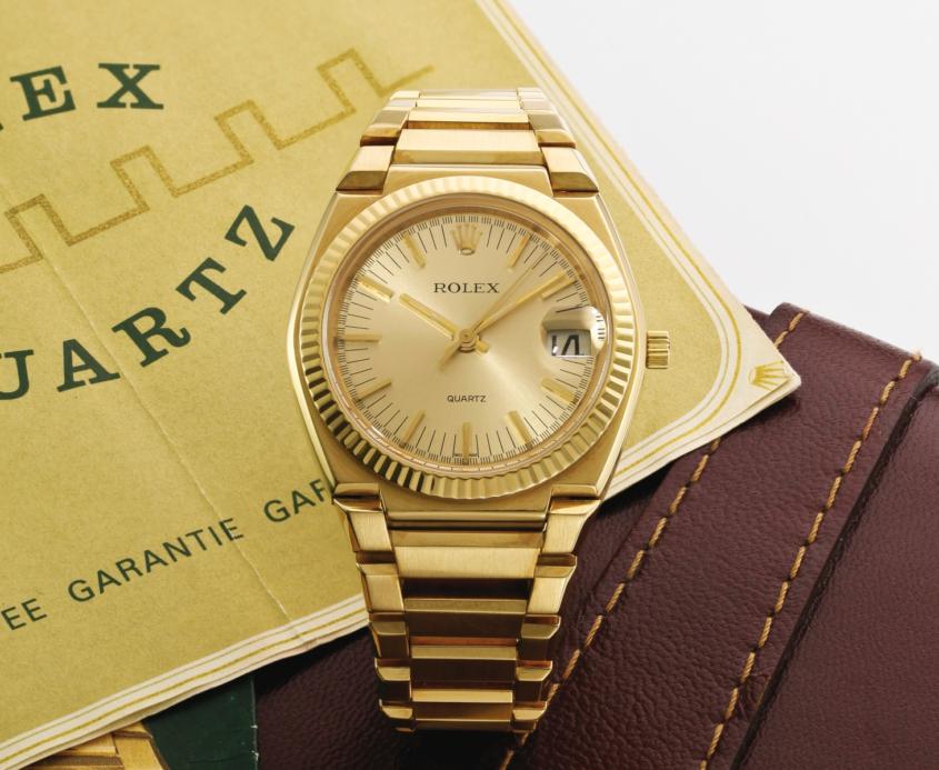 most expensive quartz watches