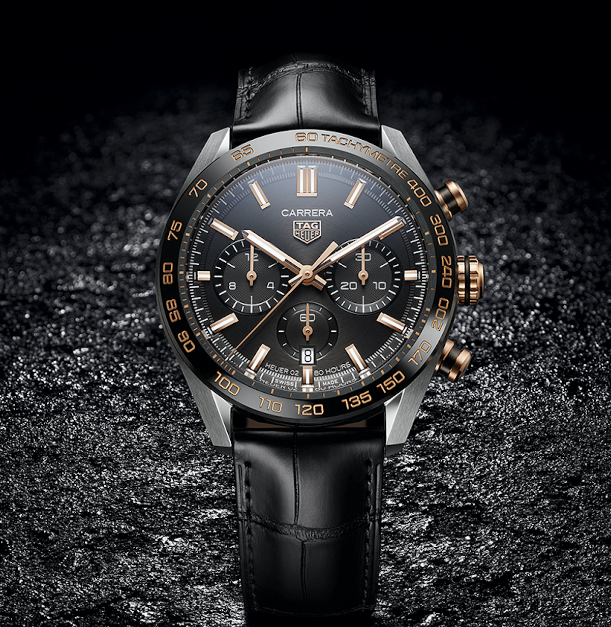 INTRODUCING: The TAG Heuer Carrera Chrono Sport