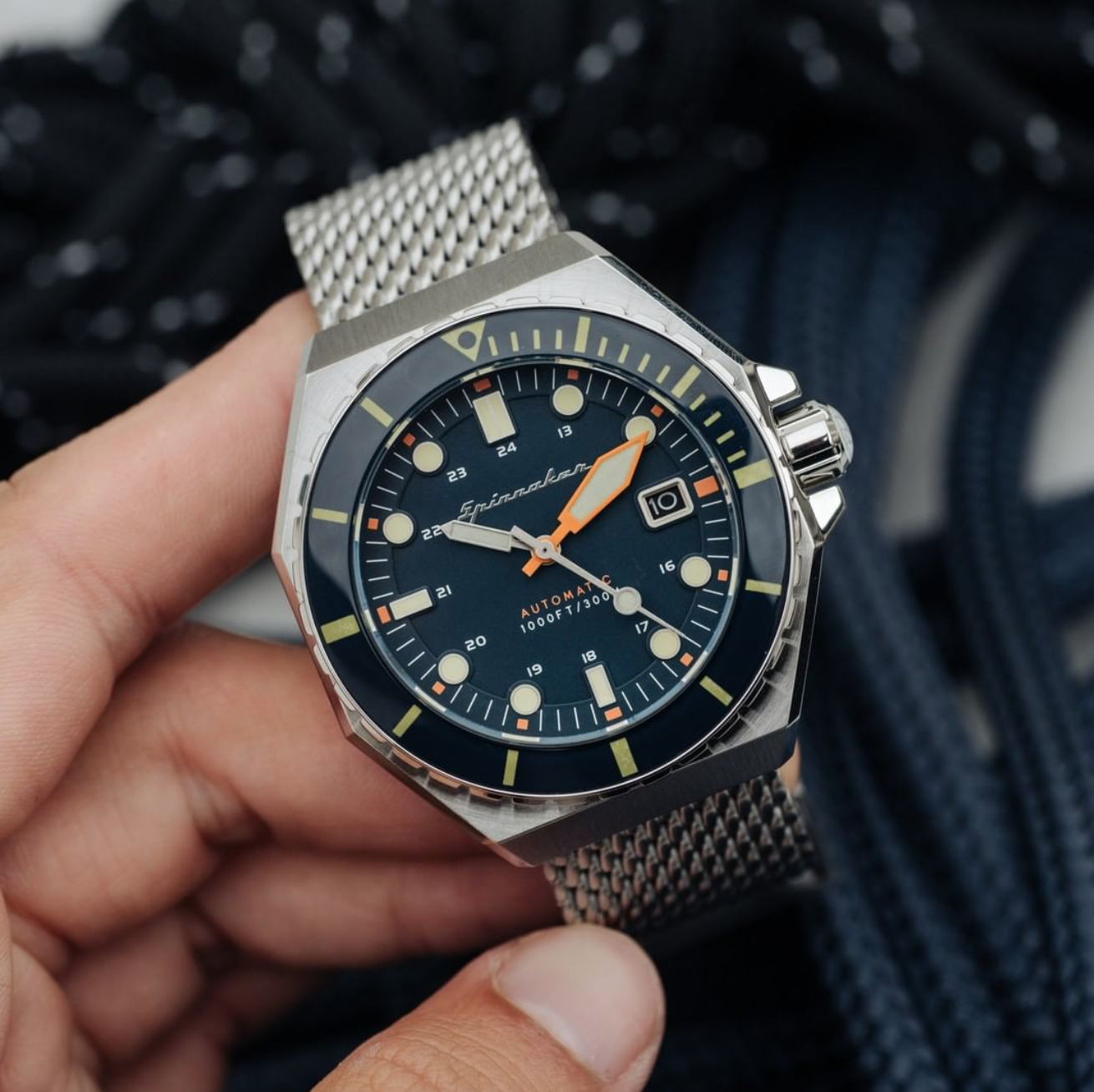 Spinnaker watches review 2020