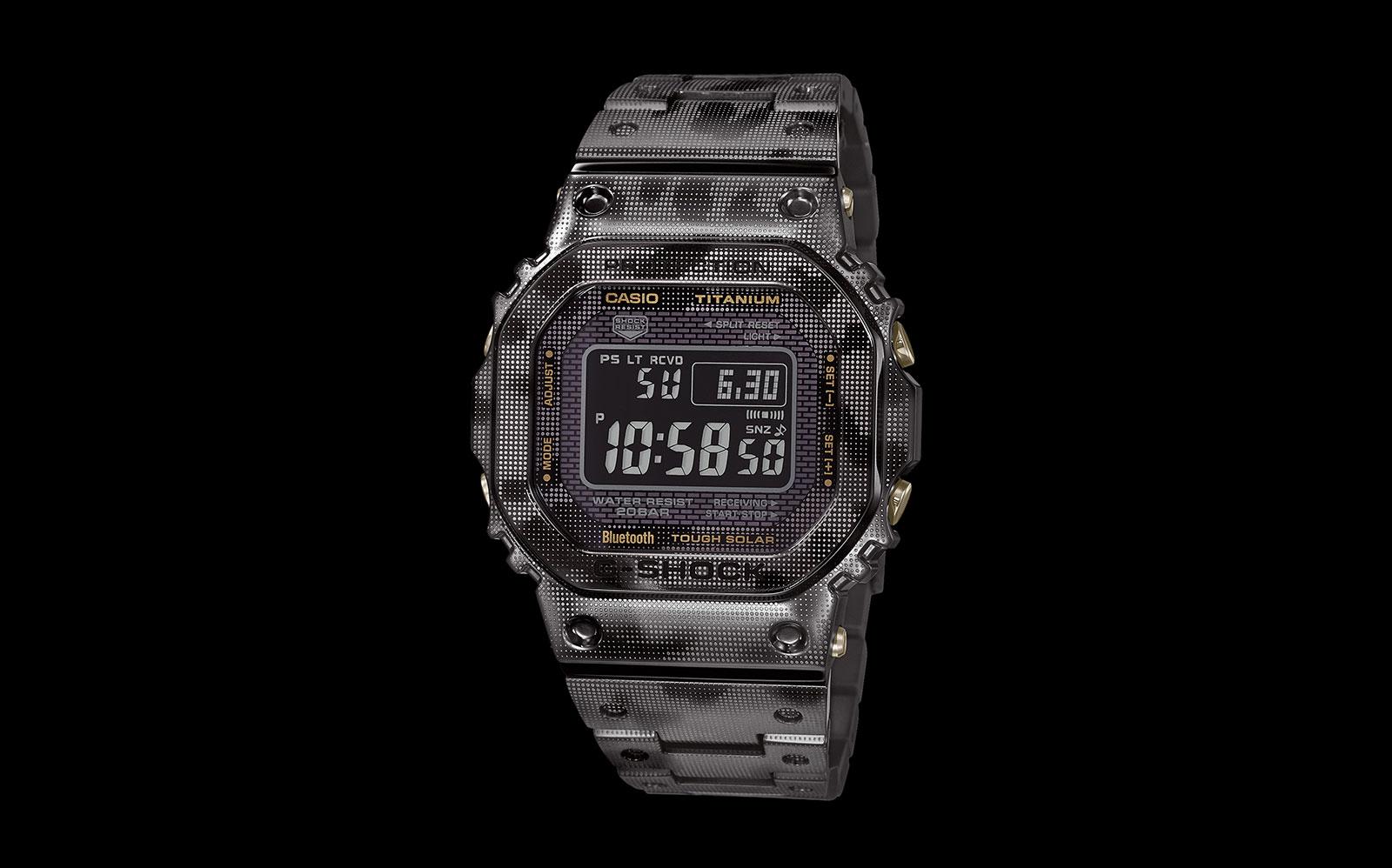 G-Shock GMW-B5000TCM