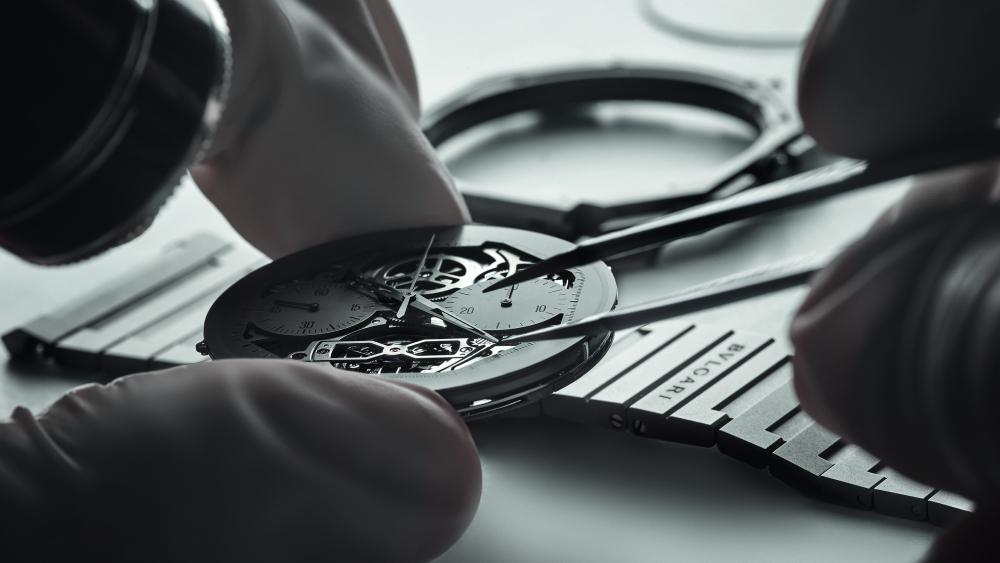 Bulgari Octo Finissimo Tourbillon Chronograph Skeleton Automatic
