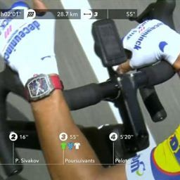 Richard Mille Julian Alaphilippe cycling