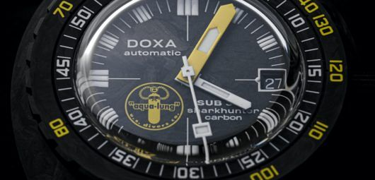 video tribute doxa sub 300