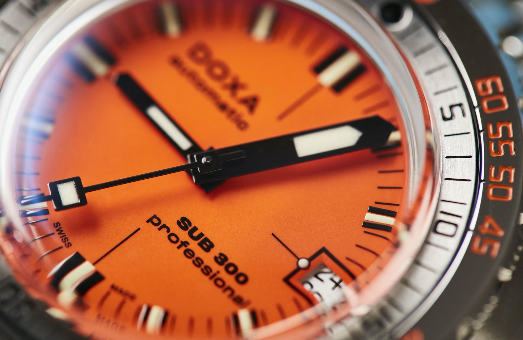 DOXA SUB 300 review price 2020