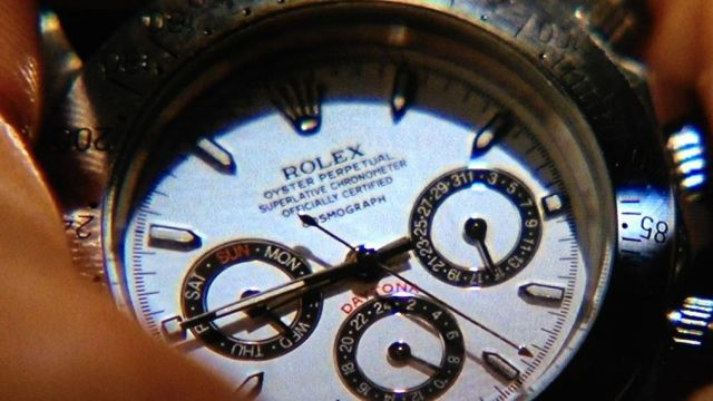 Hollywood fake prop watches